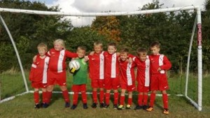 U7 team squad photo