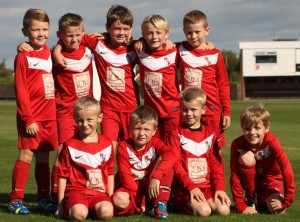 u8 team squad photo
