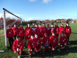 u13 squad photo
